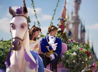 Disneyland Paris Festival of Pirates and Princesses