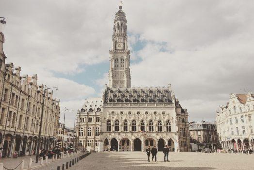 Place des Héroes, Arras