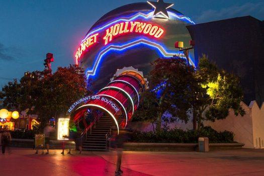 Planet Hollywood ©Disney