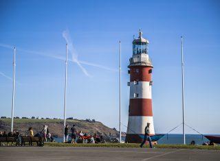 Plymouth, Devon - Smeaton's Tower © VisitPlymouth