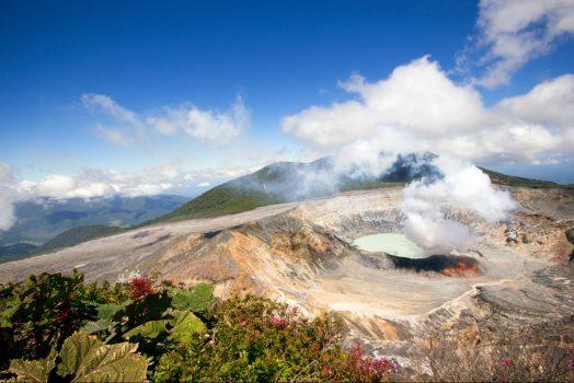 Poas Volcano, Costa Rica NCN
