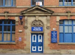 Police Museum, Greater Manchester (DBS-NCN)