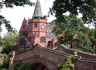 Port Sunlight - The Dell
