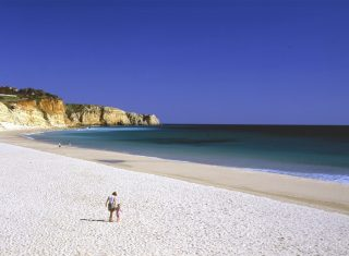 Praia da Marinha Algarve ©Photo by Regiao de Turismo Do Algarve