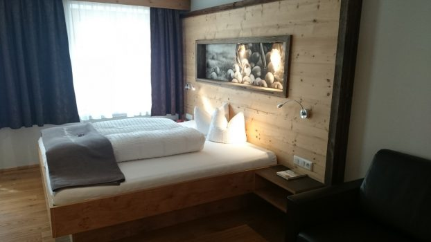 Posthotel in Pfunds - Double room (BVE-NCN)