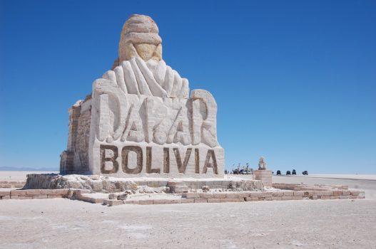 Potosi, Salt desert in Bolivia