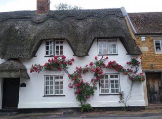 The Pretty Village of Hallaton in Leicestershire
