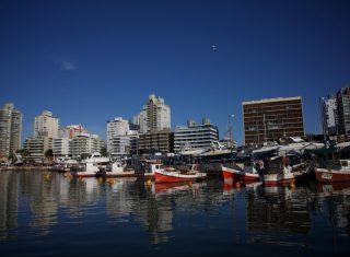 Punta del Este Harbour, Uruguay, South America (NCN)