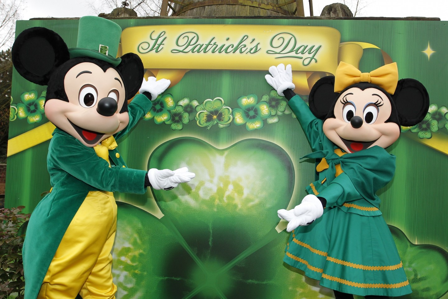 Tours archive page 11 of 20 greatdays group travel - Disney st patricks day images ...