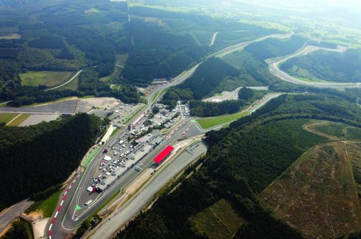 Circuit de Spa Francorchamps, Belgium - European travel