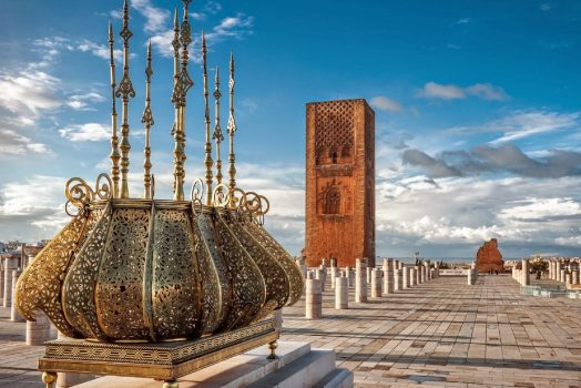 Hassan Tower, Rabat, Morocco www-visitmorocco-com-moroccan-national-tourist-office