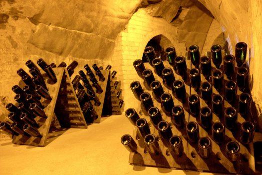 Reims, France - Caves of Taittinger_6 ©Reims Tourist Office-Carmen Moya