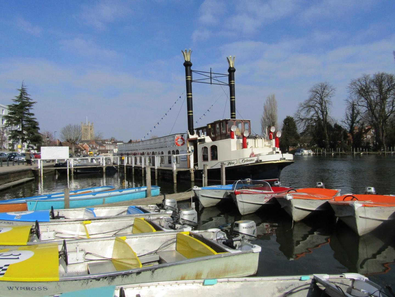 River Thames at Henley