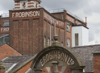 Robinsons Brewery, Stockport