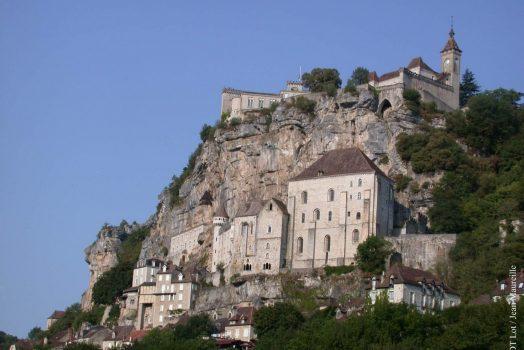 Rocamadour, Lourdes Pyrenees - France - European group travel