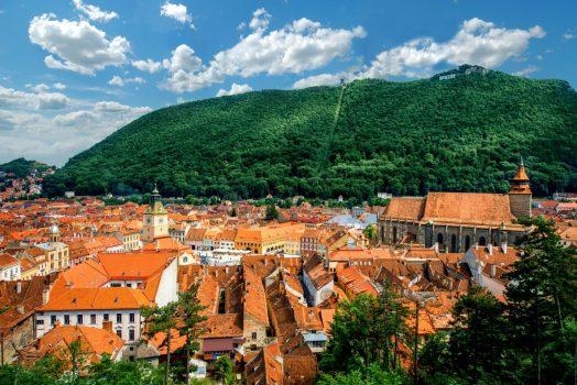 Romania, Transylvania, Brasov, Group Travel, Literary tour, book tour, Dracula NCN