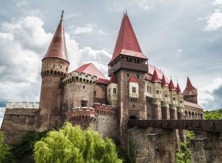Romania, Transylvania, Hunedoara, Hunyadi Castle, Group Travel, Literary tour, book tour, Dracula NCN