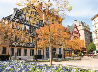 France, Rouen, Autumn, city, group travel, © Rouen Normandie Tourisme & Congras