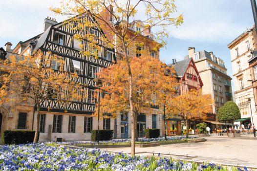 France, Rouen, Autumn, city, group travel, © Rouen Normandie Tourisme & Congras