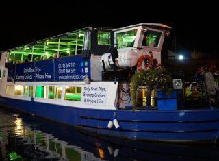 Sabrina Boat, Ghost Cruise Shropshire (02-NCN)