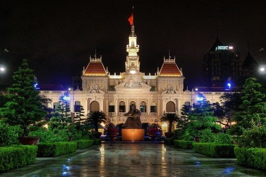 Vietnam, Saigon, Ho Chi Minh City (NCN) (Vietnam and Cambodia)