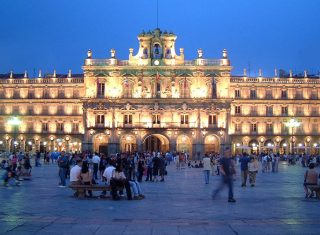 Salamanca, Castille, Spain, European Travel