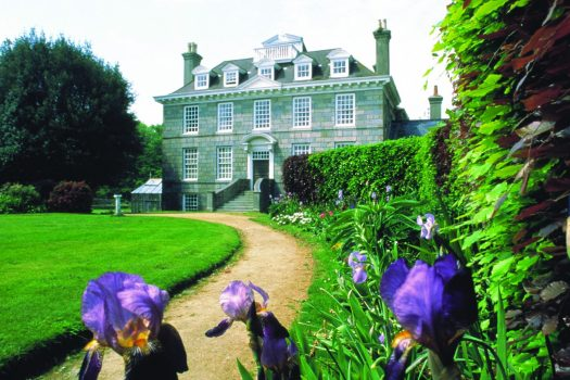 Sausmarez Manor ©Images courtesy of VisitGuernsey