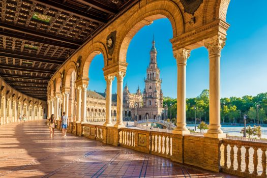 Seville Spain and Portugal Group Travel