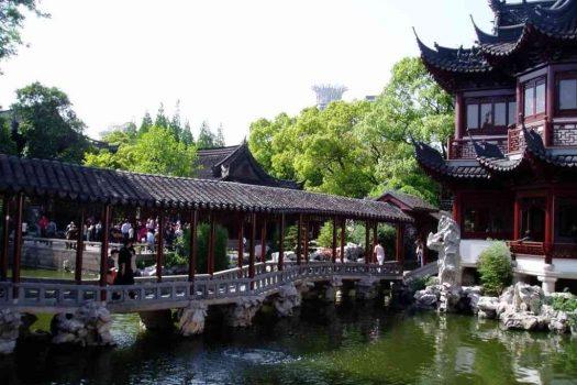 Yuyuan Garden. Shanghai, China NCN