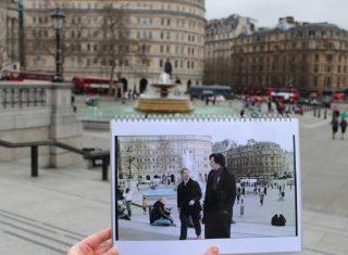 Sherlock Holmes Walk ©Brit Movie Tours