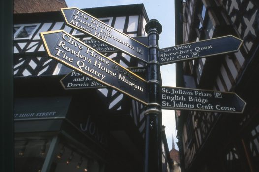 Shrewsbury, Shropshire (01) © Shropshire Tourism Ltd and Shropshire Council