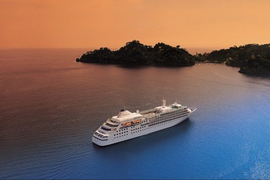 Silver Wind Silver Cloud © Photo courtesy of Silversea Cruises