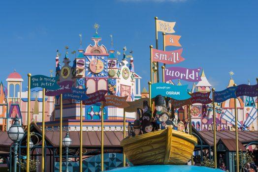 """""""its a small world"""" - Fantasyland ©Disney"""