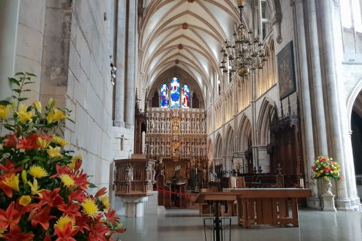 Shakespeare in Southwark Cathedral