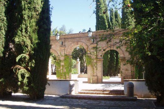 Spain - Andalucia -Granada - Palacio de los Córdoba