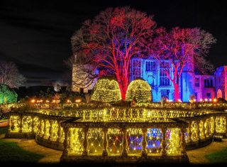 Spectacle of Light at Sudeley Castle, Gloucestershire - (05-NCN)