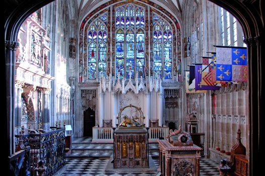 St Mary's Church, Warwick, Warwickshire - Beauchamp Chapel (NCN)
