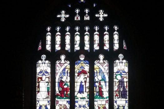 Daresbury Church, Cheshire