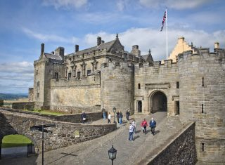 Stirling Castle, Scotland (01) ©VisitScotland, Kenny Lam EXPIRES 6.12.2021