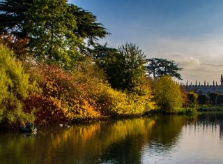 Sudeley Castle, The Cotswolds, Gloucestershire - Autumn at Sudeley Castle