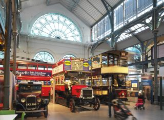 London Transport Museum © Diane Auckland Fotohaus