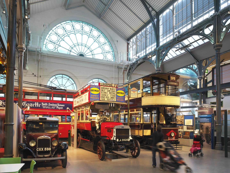 London Transport Museum © Diane Auckland Fotohaus