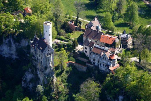 Swabian Jura (Alps), Southwest Germany - Castle Lichtenstein (01), South West Germany for groups © TMBW Mende