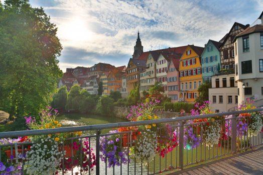 Swabian Jura (Alps), South West Germany - Tübingen (04), South West Germany for groups © TMBW Mende