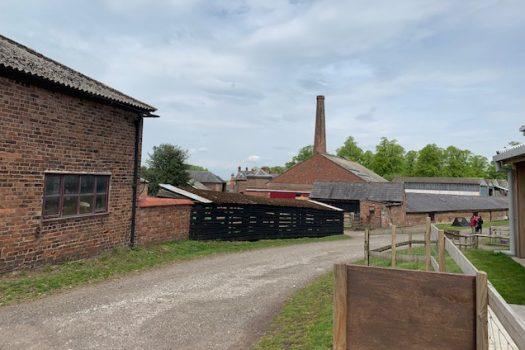Tatton Farm, Tatton Park, Knutsford, Cheshire - Exterior (09-KWY-NCN)