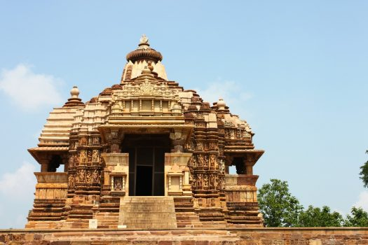 Temple, Khajuraho, India NCN