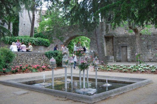 Spain, Cantabria, Girona, Temps de Flors, flowers, group tour, group travel © Girona City Council - AJ