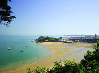 Tenby © Pembrokeshire, Tourism Department