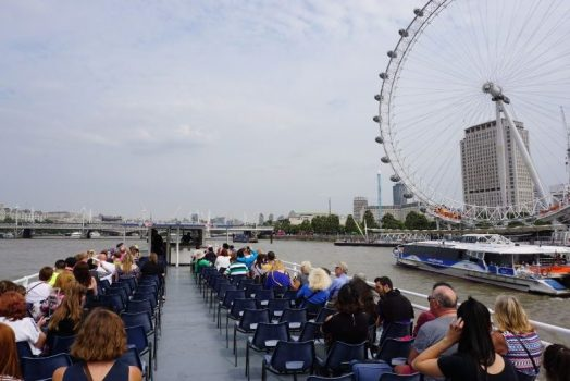 Thames River Service Sight-seeing Tour