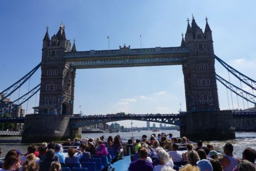 Thames River Service Sightseeing Tour